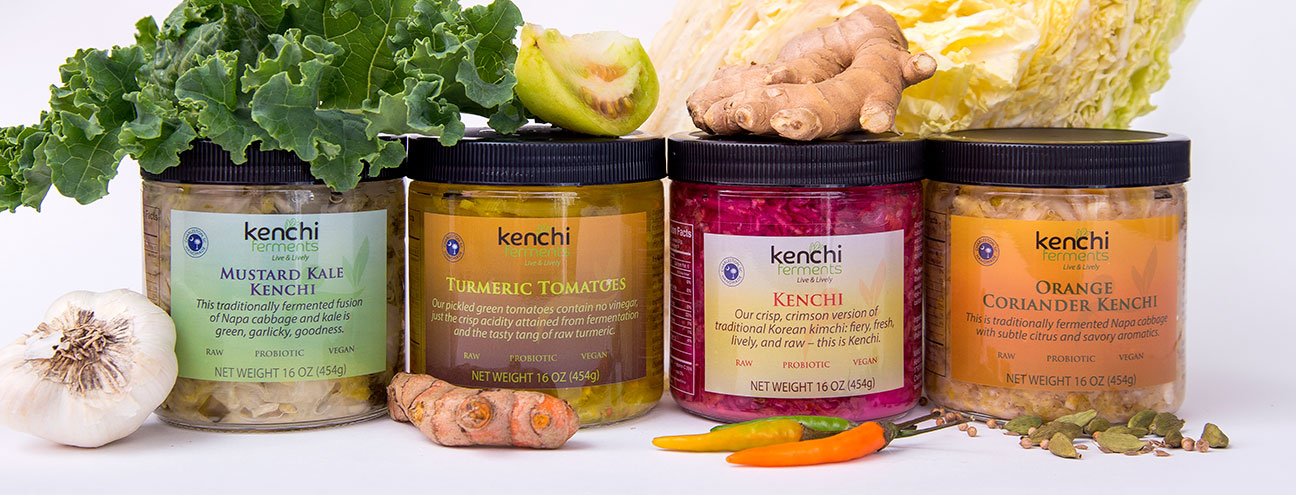 Kenchi Flavors